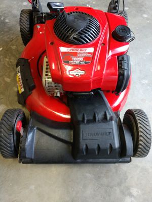 Troy bilt for Sale in Snow Camp, NC