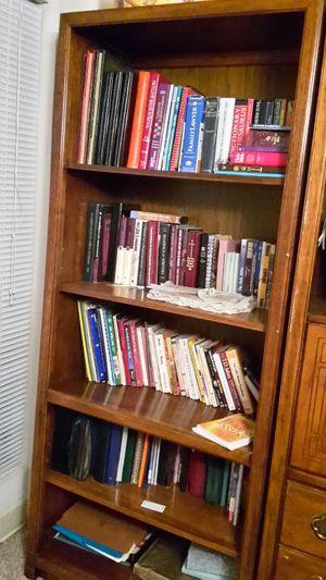$150 Solid Oak Bookshelves for Sale in Dallas, TX