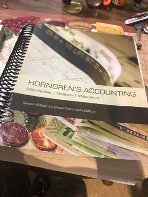 College Books: Accounting & Business Law for Sale in Williamsport, PA