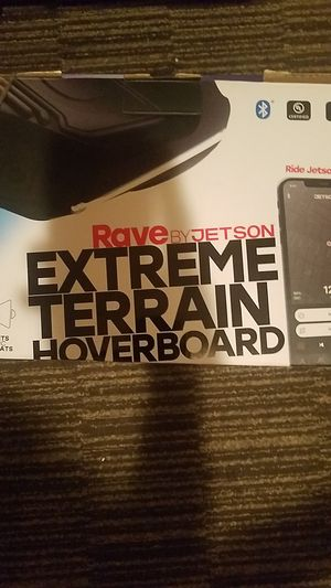 Rave by jetson extreme terrain hoverboard for Sale in Moon, PA