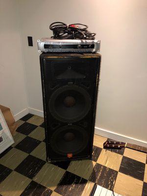 Professional DJ equipment for Sale in Falls Church, VA