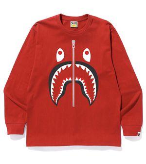 Bape shark L/S tee for Sale in Windermere, FL