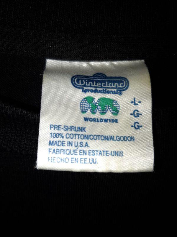 Authentic vintage Alanis Morissette concert tour t-shirt