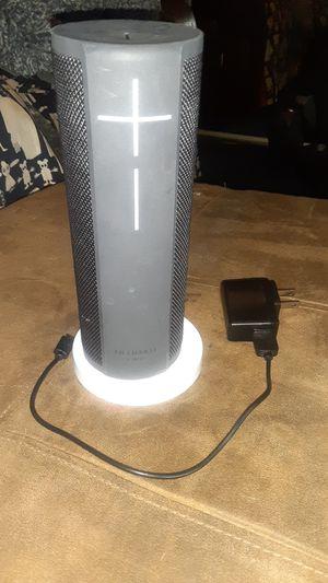 Logitech ultimate ears blast speaker with Alexa for Sale in Philadelphia, PA