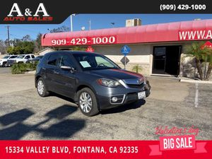2011 Acura RDX for Sale in Fontana, CA