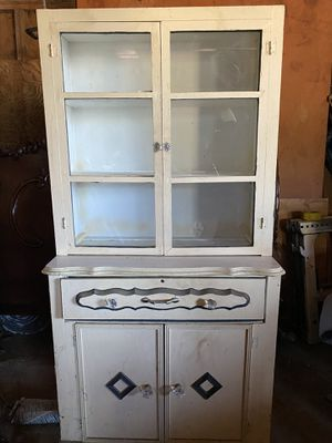 Antique cabinet for Sale in Gilroy, CA
