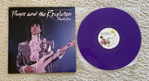 "Prince and The Revolution ""Purple Rain"" vinyl 12"" Limited Edition Purple vinyl 1984 Warner Records Original Pressing gorgeous like new pristine colle for Sale in Laguna Niguel, CA"