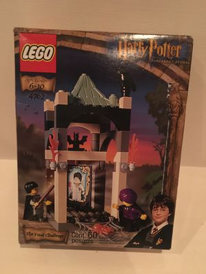 Lego Harry Potter the final challenge for Sale in San Diego, CA
