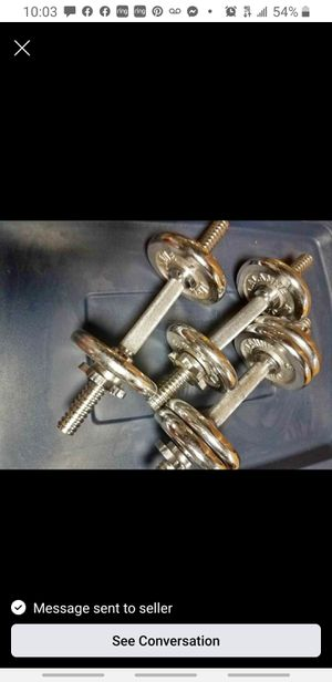 Curl bars for Sale in Chicago, IL