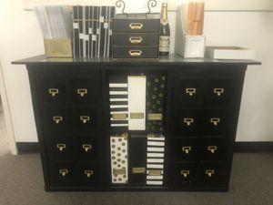 Black 9 Cube Storage for Sale in Whittier, CA