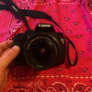 Cannon EOS Rebel T5 for Sale in Manteca, CA