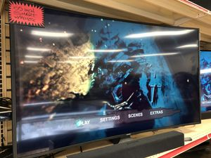 """Samsung Curved Smart Tv 55"""" for Sale in Goodyear, AZ"""