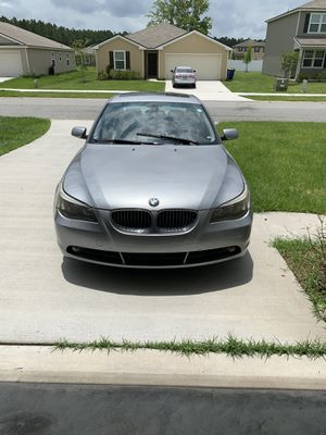 2007 BMW 525i (automatic) with Sport mode for Sale in Jacksonville, FL