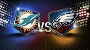 Miami Dolphins vs Philadelphia Eagles Tickets with Parking Pass for Sale in Fort Lauderdale, FL