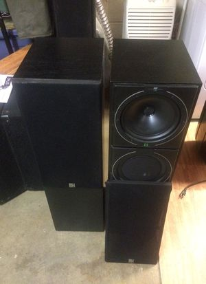 KEF C 95 tower speakers for Sale in Old Hickory, TN