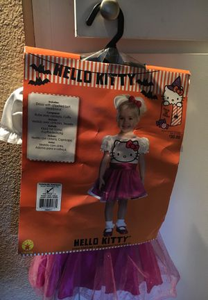 Hello Kitty, for infant/ toddler for age 1-2 for Sale in Spring Valley, CA