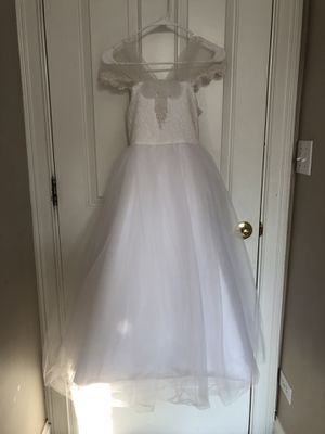 Flower girl dress for Sale in Carol Stream, IL