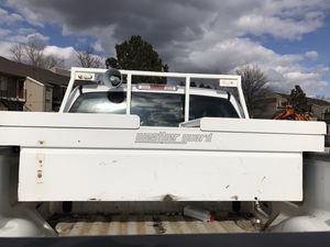 "Toolbox with ladder Rack 27"" - 70""L for Sale in Aurora, CO"