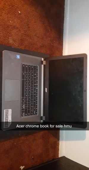 Chromebook for Sale in Dearborn Heights, MI