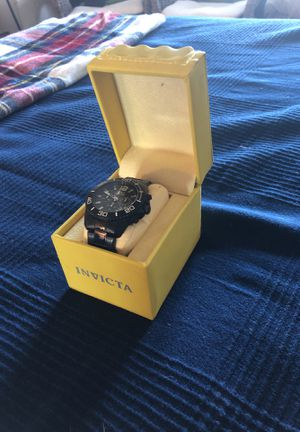 Invicta diving watch for Sale in Westlake, MD