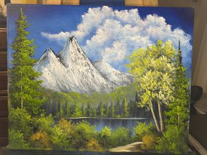 Original oil painting WATCH ON YOUTUBE for Sale in Port Richey, FL