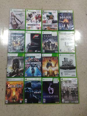 $3 Each Xbox 360 Games for Sale in Austin, TX