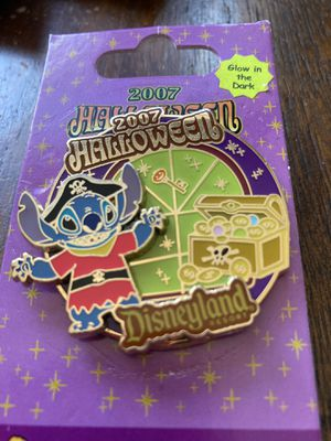 Stitch Pirate Halloween 2007 Disney Pin for Sale in San Juan Capistrano, CA