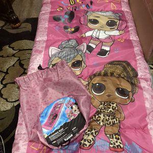 Brand New LOL! Girls Sleeping Bag! $20 OBO! I Have 2! for Sale in Beaverton, OR