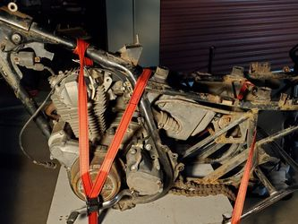 1985 hunda big red 3 Wheeler motor to 50 CC for Sale in Fort Worth,  TX