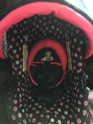 Minnie Mouse car seat for Sale in Irving, TX