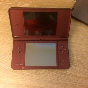 Nintendo 3DS XL + Super Smash Bros for Sale in Germantown, MD