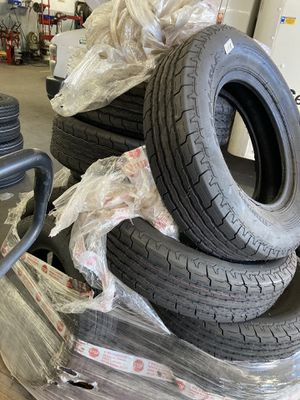 Brand new trailer tires 14' Only for Sale in Los Angeles, CA
