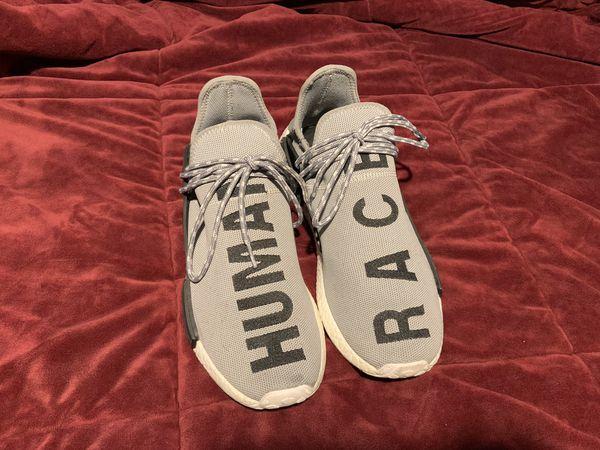 Adidas Human Race size 12