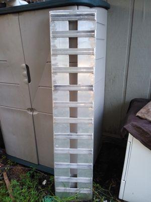 6ft aluminum ramp for Sale in Ruskin, FL