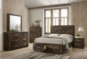 Queen size bedroom set for Sale in Los Angeles, CA