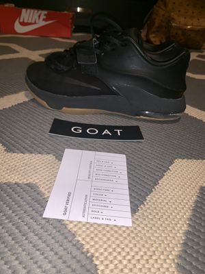 "Nike KD 7 VII EXT ""Black Suade"" **Size 9** for Sale in Washington Crossing, PA"
