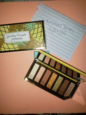 Too faced pineapple pallet for Sale in VA, US