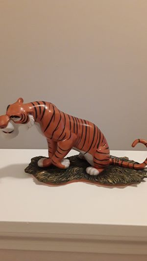 Disney WDCC Shere Khan Jungle Book Porcelain Sculpture/ Hand Numbered for Sale in Windermere, FL