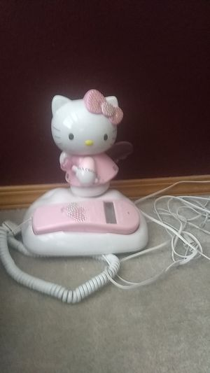 Hello Kitty telephone for Sale in Portland, OR