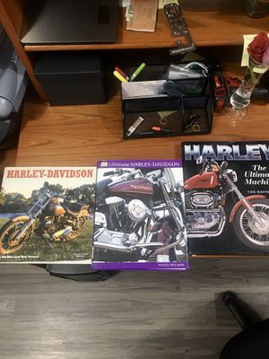 Harley Davidson books for Sale in Hayward, CA