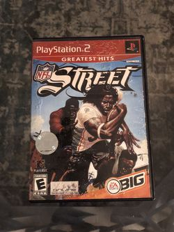 NFL Street For PlayStation 2 for Sale in Pompano Beach,  FL