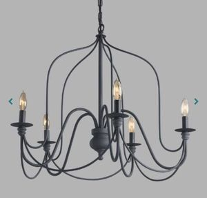 Rustic Wire Chandelier for Sale in Mission Viejo, CA