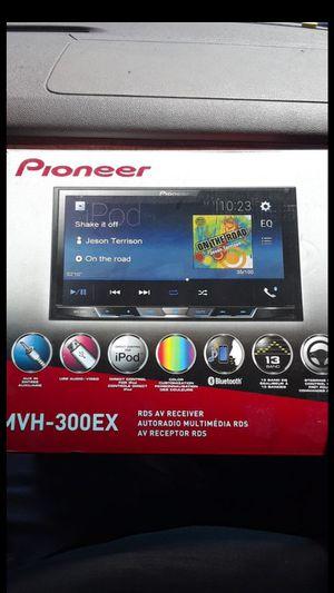 Pioneer double din for Sale in Phoenix, AZ