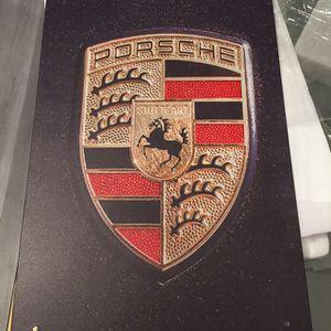 Picture Frame Porsche Metal for Sale in Miramar, FL