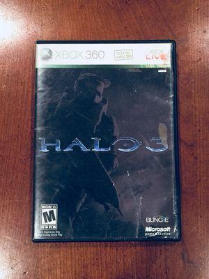 Halo 3 Xbox 360 video game for Sale in Philadelphia, PA