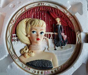Barbie 3D plates for Sale in Nashville, TN