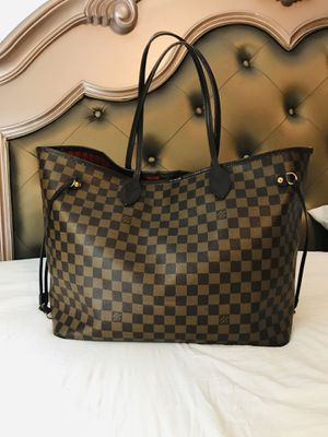 Neverfull gm Louis Vuitton for Sale in Houston, TX
