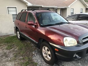 2005 Hyundai Santa FE for Sale in Riverview, FL