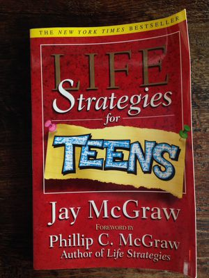 """""""Life Strategies for Teens"""" by Jay McGraw (25% OFF) for Sale in Atlanta, GA"""
