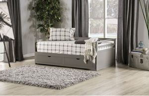 Brand New Twin Size Daybed w Extendable Trundle for Sale in El Monte, CA